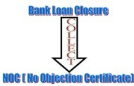 Loan Account closure certificate