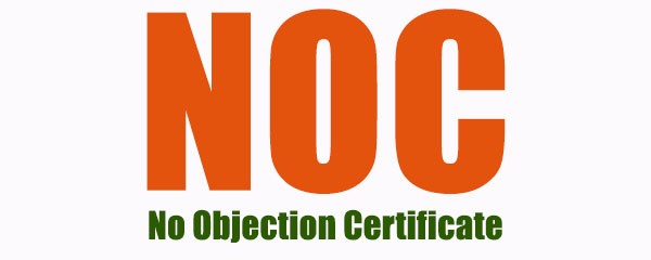 Home loan clearance no objection certificate (NOC) from Bank
