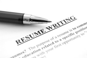 Resume building for dummies