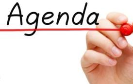 Welcome Training Agenda