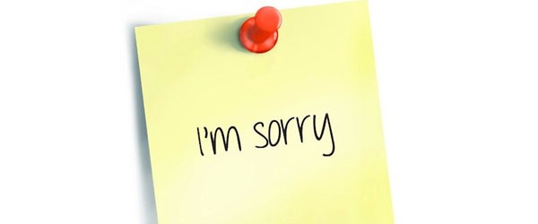 Apologetic reply against complaint letter